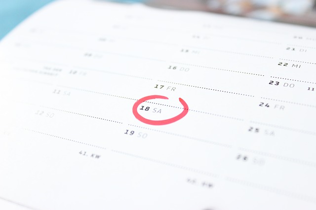 5 trucchi per il calendario editoriale del tuo blog
